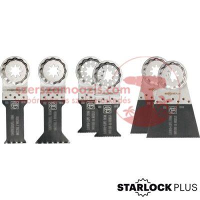 Fein Best of E-Cut Starlock tartozék készlet