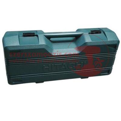 Hitachi Sarokcsiszoló koffer 230 mm-es sarokcsiszolókhoz