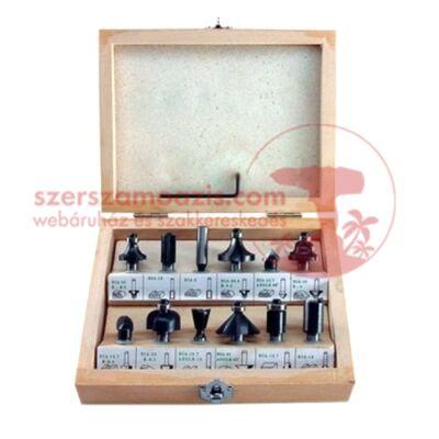 Hitachi marókés készlet 6mm-es 12 részes (711016)