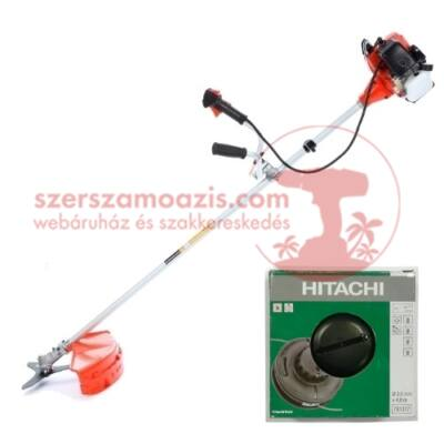 Hitachi CG40EJ 2 ütemű Benzinmotoros fűkasza