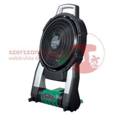 Hitachi (HiKOKI) UF18DSAL Akkus ventilátor 18V (akku és töltő nélkül)
