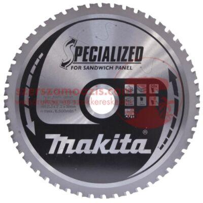 Makita Specialized szendvicspanel körfűrésztárcsa 235x30mm Z50