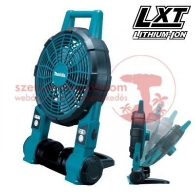 Makita BCF201Z Akkus ventilátor