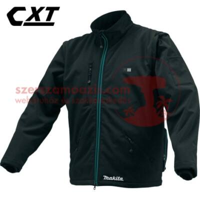 Makita CJ102DZL Akkus fűthető kabát 10.8V CXT 2XL