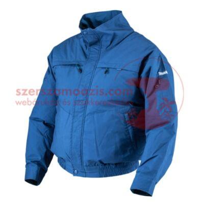 Makita DFJ300ZXL Akkus hűthető kabát csiszoláshoz XL