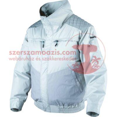 Makita DFJ400ZXL Akkus kültéri hűthető kabát csiszoláshoz XL