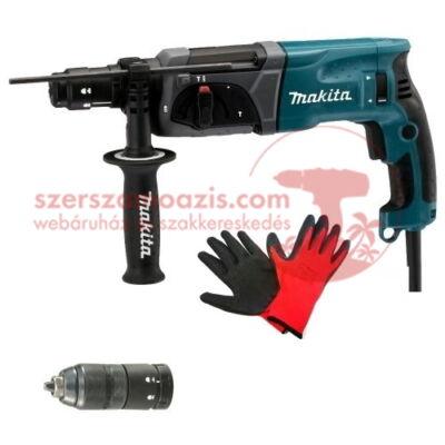 Makita HR2470T SDS-Plus Fúró-vésőkalapács