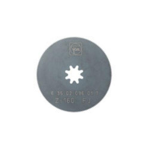 Fein HSS fűrészlap, kör alakú, 80 mm-es 2 db / csomag (6 35 02 097 01 1) - Fein Multimaster tartozék