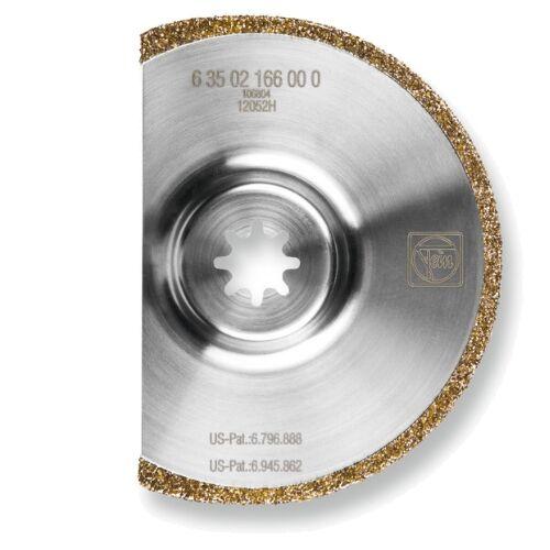 Fein gyémánt szegmens fűrésztárcsa, 90 mm, 5 db / csomag (6 35 02 166 020) - Fein Multimaster tartozék