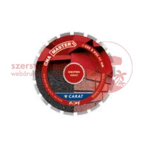 Carat CNAM600400 vágótárcsa tégla aszfalt cna master 600mm