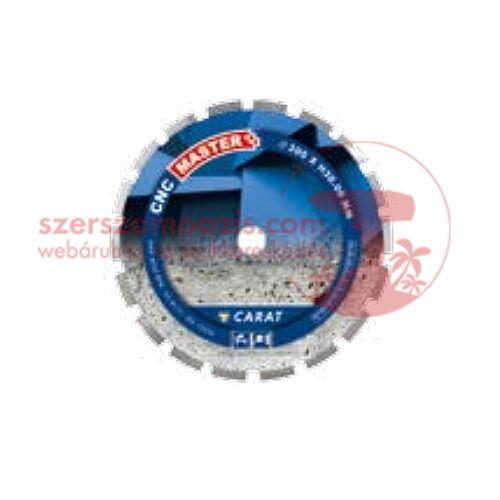 Carat CNCM600400 vágótárcsa beton cnc master 600mm