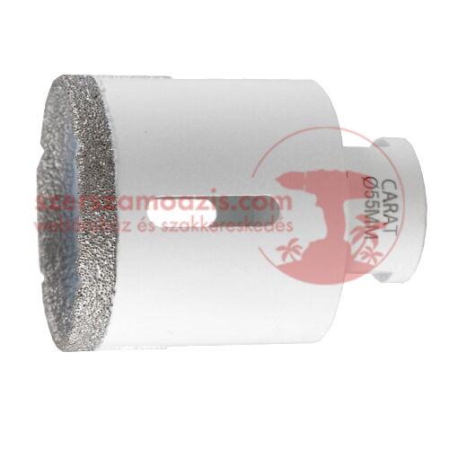 Carat EHS0550706 Gyémántfúró sarokcsiszolóhoz száraz használatra