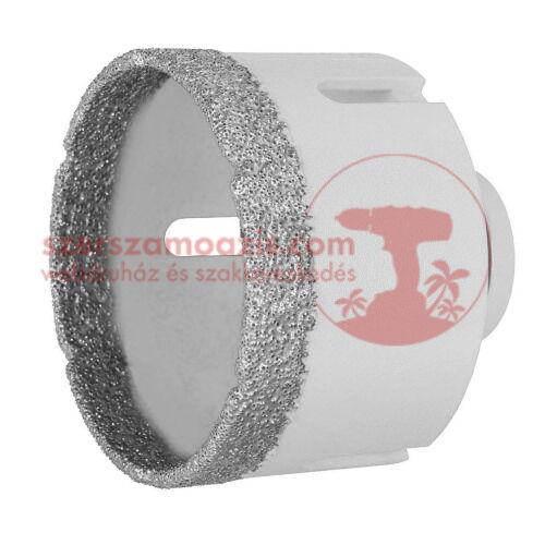 Carat EHS1320706 Gyémántfúró sarokcsiszolóhoz száraz használatra 132x40mm