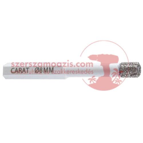 Carat gyémántfúró 8x35mm