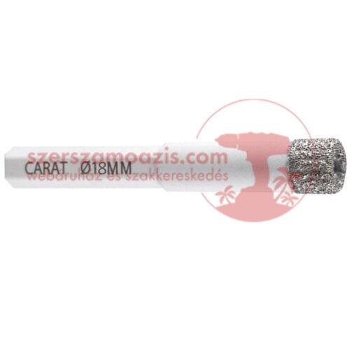Carat gyémántfúró 18x35mm