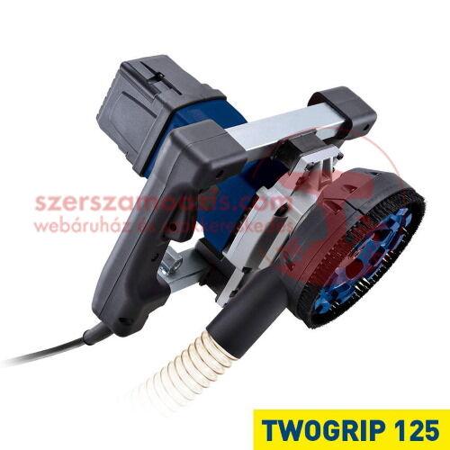 Carat TWOGRIP 125 Betoncsiszoló (2200W/125mm) - (MZBS125500)