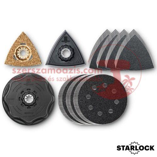 Fein Best of Sanding Starlock 61 tartozék készlet