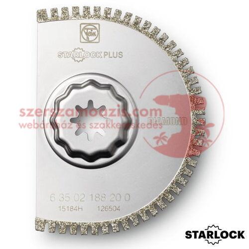 Fein Gyémánt fűrésztárcsa 90mm Starlock