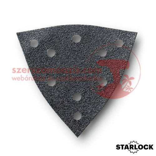 Fein csiszolóvászon KL130 lyukas Starlock tartozék készlet XL 40-es/16db