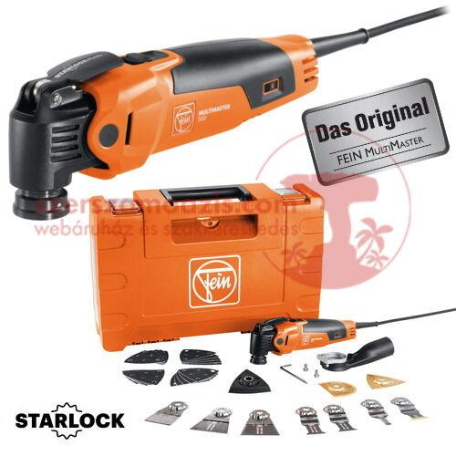Fein MM500 MultiMaster Starlock Top Edition 31 db tartozékkal