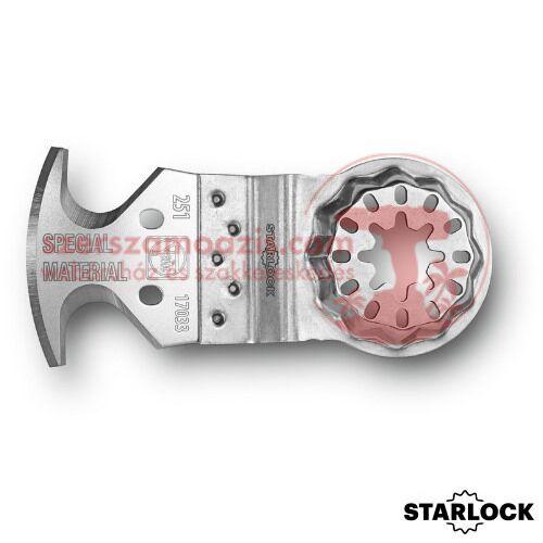Fein Többfunkciós kés Starlock 251-es idom 70 mm-es (6 39 03 251 21 0)