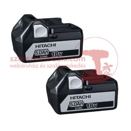 Hitachi 2db BSL1850 Lithium-ion akku 18V/5.0Ah