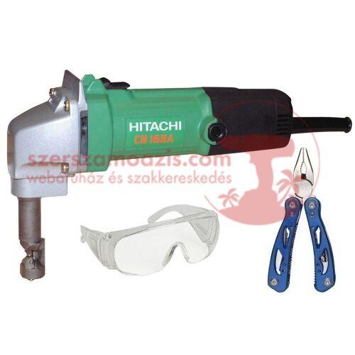 Hitachi (HiKOKI) CN16SA folyamatos lemezlyukasztó + AJÁNDÉK