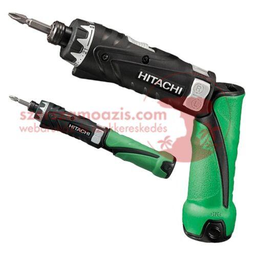 Hitachi (HiKOKI) DB3DL2 (3.6V/1.5Ah) akkus fúró-csavarbehajtó