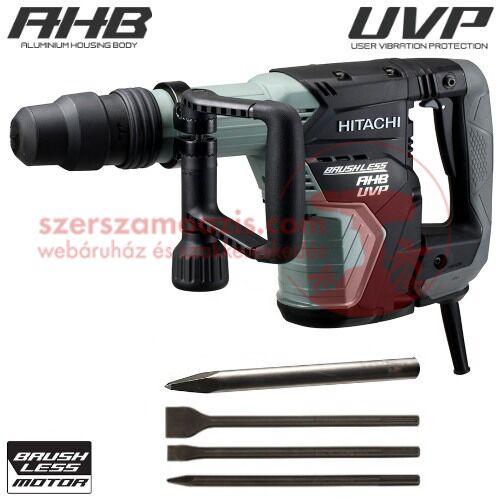 Hitachi (HiKOKI) H45MEY Vésőkalapács (1150W/13,5J)