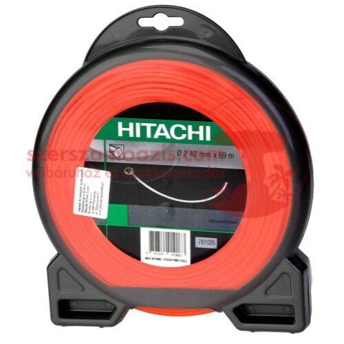 Hitachi (HiKOKI) szögletes damil 2,4mm/69m (781026)
