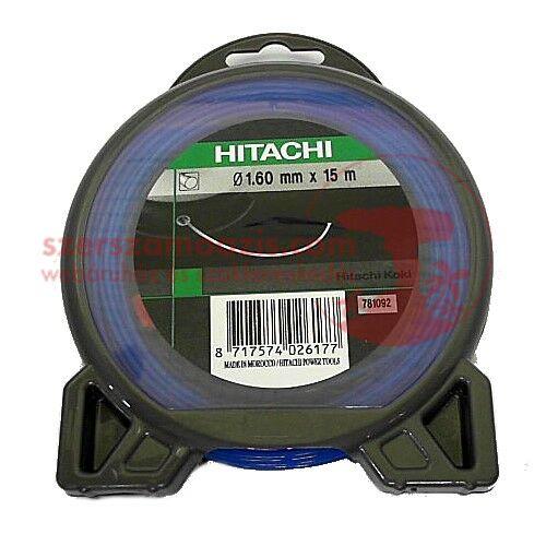 Hitachi (HiKOKI) kerek damil 1,6mm/15m (781092)