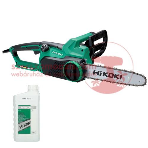 Hitachi (HiKOKI) CS30SB elektromos láncfűrész (1900W/30cm) + AJÁNDÉK