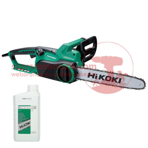 Hitachi (HiKOKI) CS35SB elektromos láncfűrész (1900W/35cm) + AJÁNDÉK