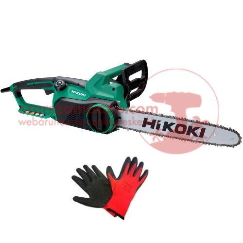 Hitachi (HiKOKI) CS40SB elektromos láncfűrész (1900W/40cm) + AJÁNDÉK