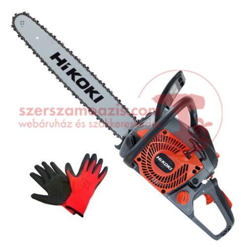Hitachi (HiKOKI) CS51EAP Benzinmotoros láncfűrész (3,4LE/45cm)