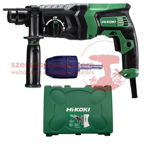 Hitachi (HiKOKI) DH26PC2 SDS-Plus Fúró-vésőkalapács