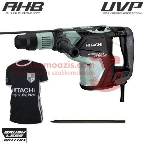 Hitachi (HiKOKI) DH45MEY SDS-Max fúró-vésőkalapács (1500W/16J)