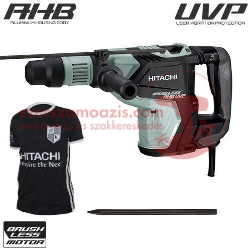 Hitachi (HiKOKI) DH52MEY SDS-Max fúró-vésőkalapács