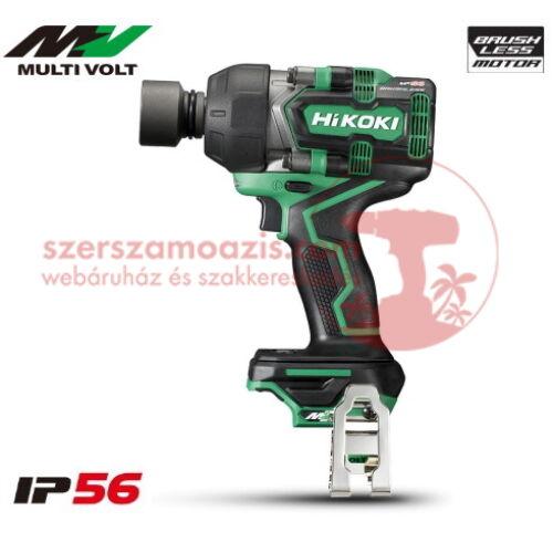 """Hitachi (HiKOKI) WR36DE-basic Akkus ütvecsavarozó 1/2"""" MULTI Volt 36V (akku és töltő nélkül)"""