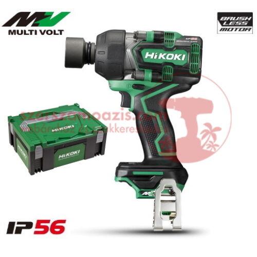 """Hitachi (HiKOKI) WR36DE-basic-hsc Akkus ütvecsavarozó 1/2"""" MULTI Volt 36V (akku és töltő nélkül) HITBOX kofferben"""
