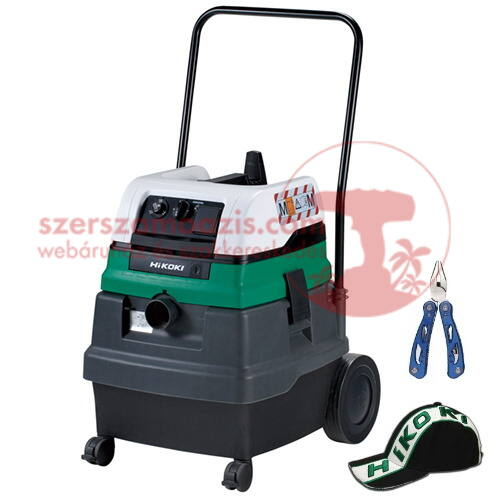 Hitachi (HiKOKI) RP500YDM Ipari vizes/száraz porszívó (1200W/250mbar/M)