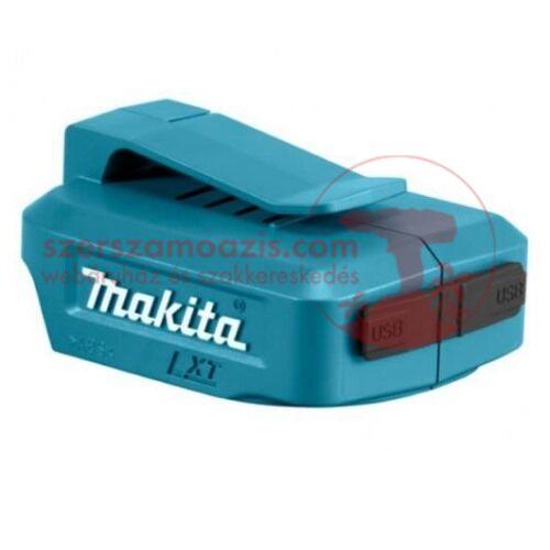 Makita ATAADP05 LXT Adapter 2 USB porttal 2,1A