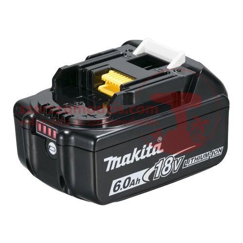 Makita BL1860B Li-ion akkumulátor 18V/6.0Ah LXT