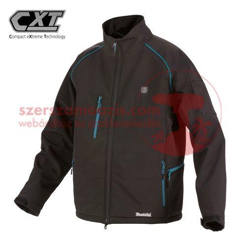 Makita CJ105DZ3XL Akkus fűthető kabát 10,8V CXT 3XL (akku és töltő nélkül)