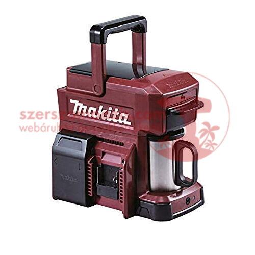 Makita DCM501ZAR Akkus kávéfőző magenta 10,8V-14,4V-18V