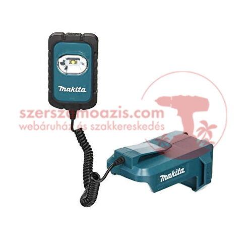 Makita ML803 14,4-18V LXT Li-ion akkus LED kereső lámpa (DEABML803)