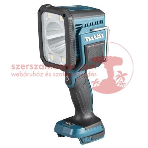 Makita ML812 Akkus LED kézilámpa reflektor 1250 lm (14,4-18V) DEBDML812