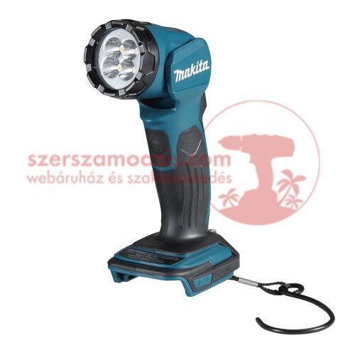 Makita ML815 Akkus LED lámpa 160 lm (14,4-18V) DEBDML815