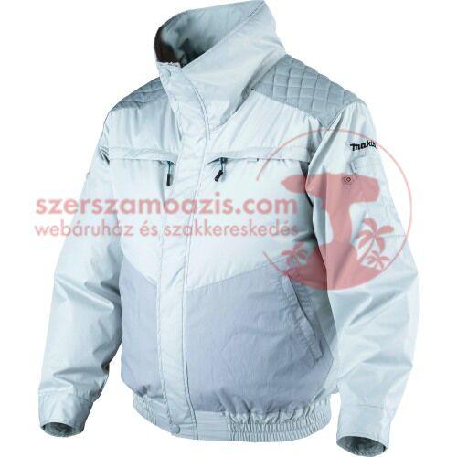 Makita DFJ400ZL Akkus kültéri hűthető kabát csiszoláshoz L