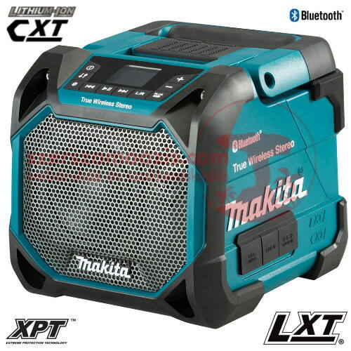 Makita DMR203 Akkus hangszóró (Bluetooth - TWS)
